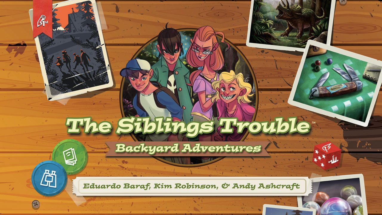 The Siblings Trouble header image