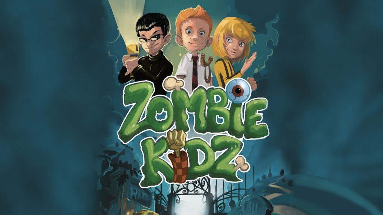 Zombie Kidz review header