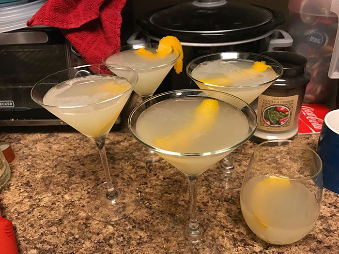 Corpse Reviver drink