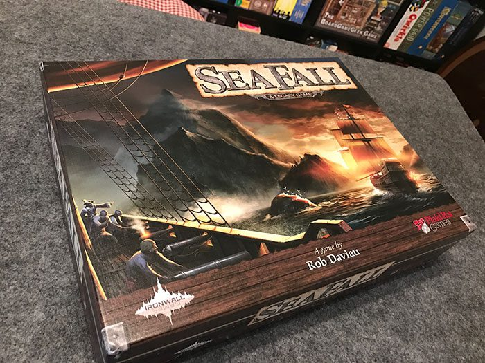 Seafall cover art