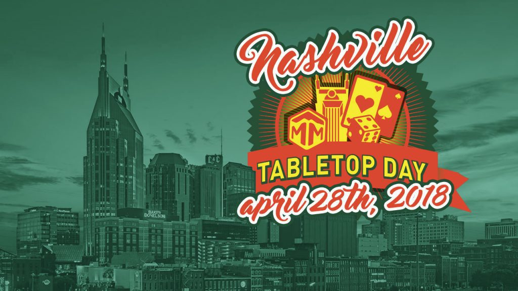 Nashville Tabletop Day