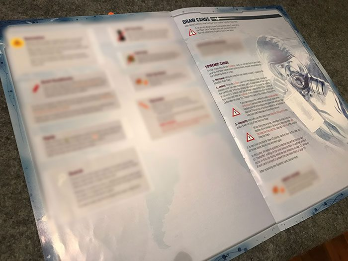 Pandemic: Legacy - the rule book