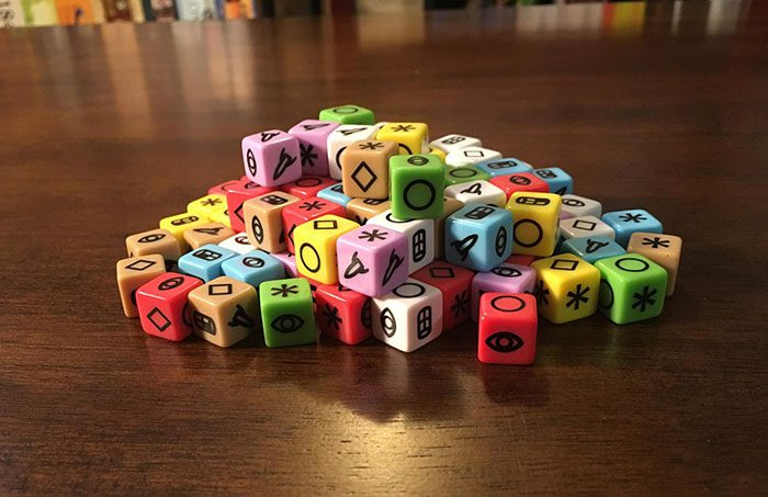 Roll for the Galaxy dice