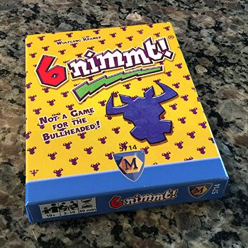 6 Nimmt game cover
