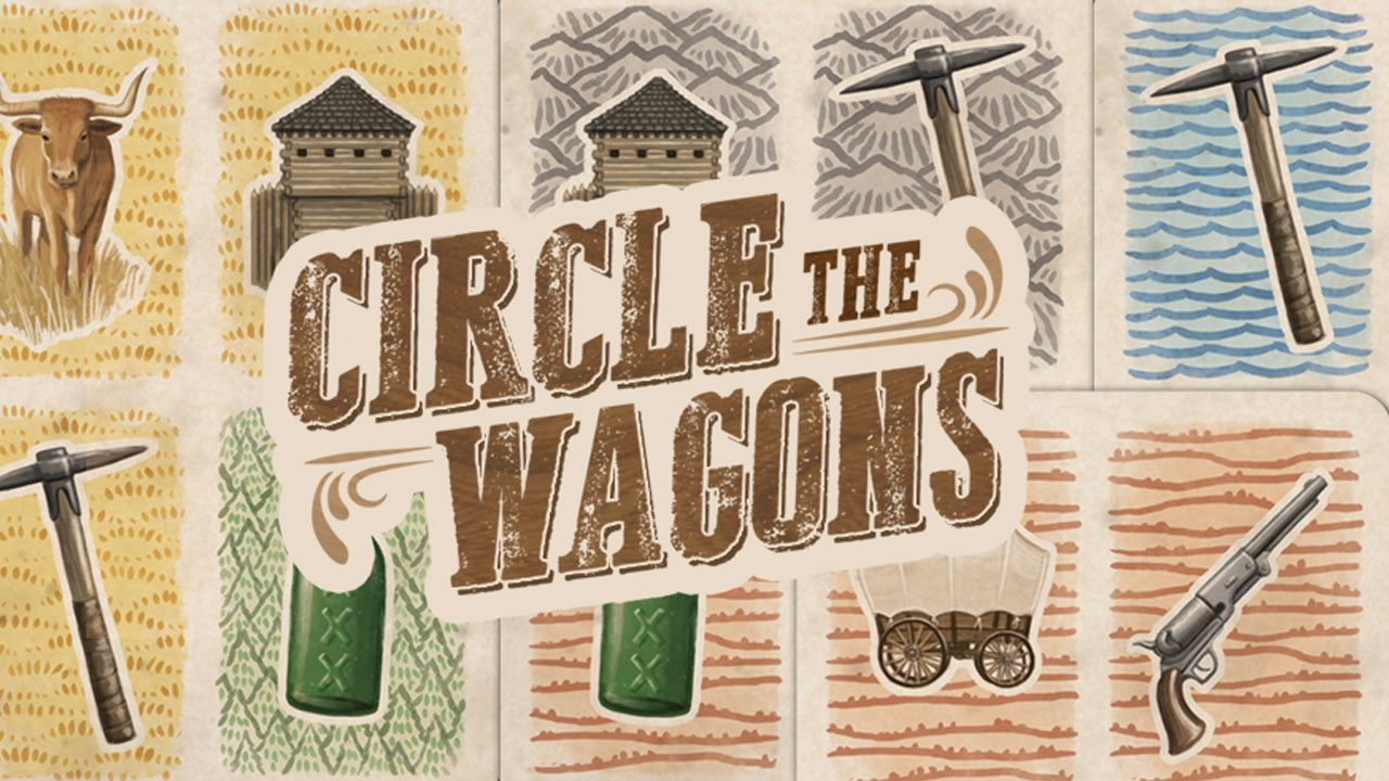 Circle the Wagons review header