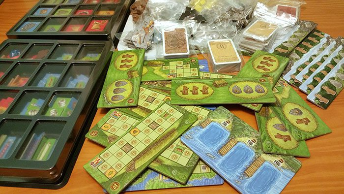 A Feast for Odin components