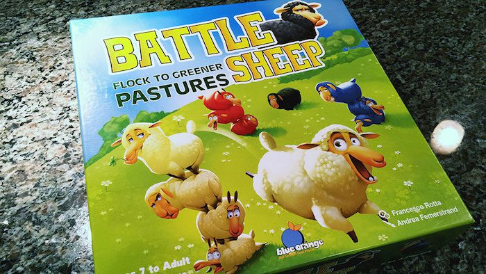 Battle Sheep cover