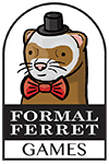 Formal Ferret Games logo