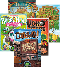 Green Couch Games box art