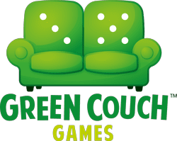 Green Couch Games logo