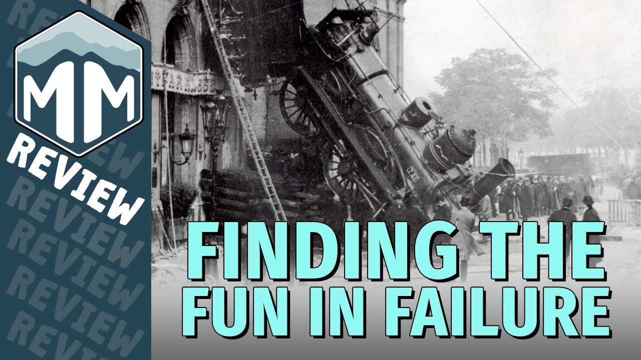 Finding the Fun in Failure header image