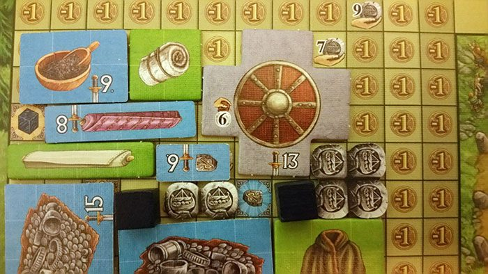A Feast for Odin - collecting income