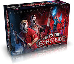 Into the Echoside cover