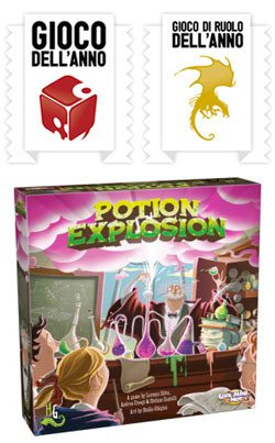 Potion Explosion: Italian Game of the Year