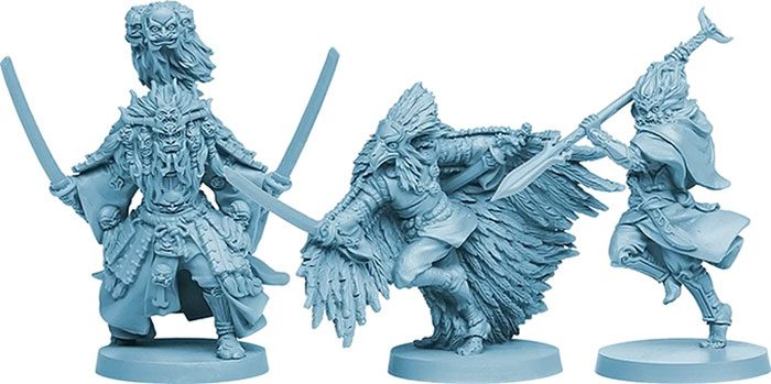 Rising Sun miniatures