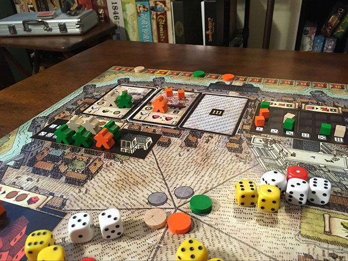 Gameplay in Troyes