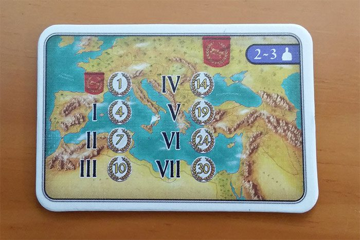 Influenced victory tile