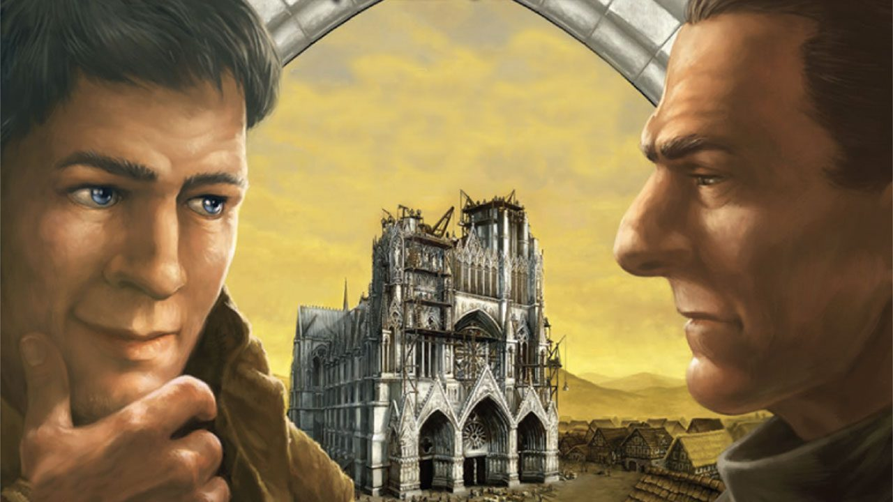 The Pillars of the Earth: Builders Duel header image