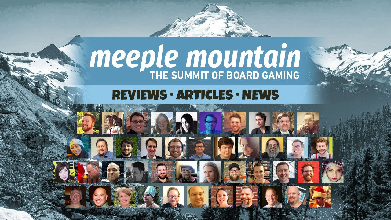 Writing for Meeple Mountain