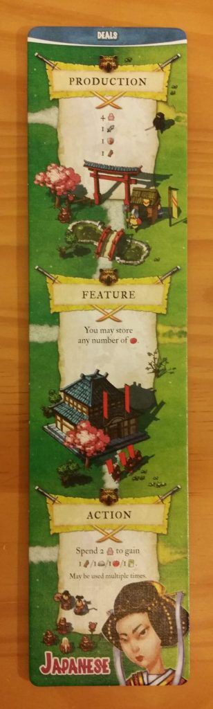 Imperial Settlers faction board