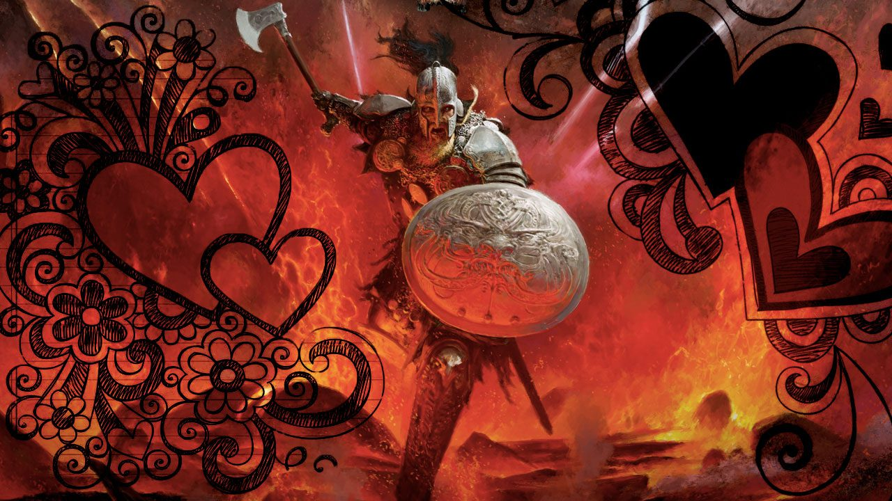 Games We Love: Blood Rage - header image