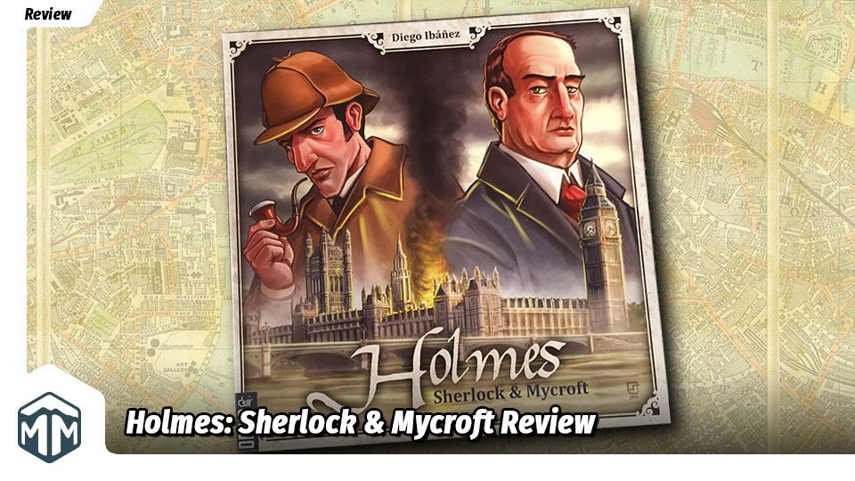 Holmes, Sherlock & Mycroft review - The Explosion on the Thames