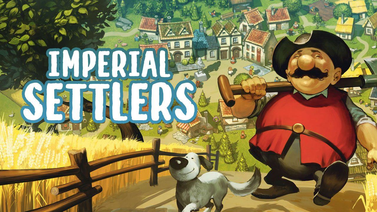 Imperial Settlers Review - The base game - Part 01 header