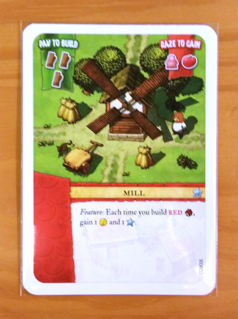 Imperial Settlers mill