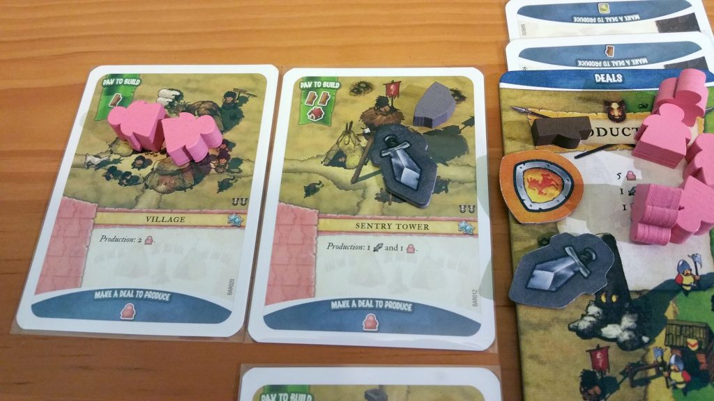 Imperial Settlers production