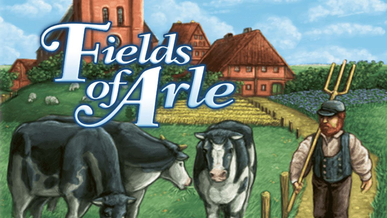 Fields of Arle header