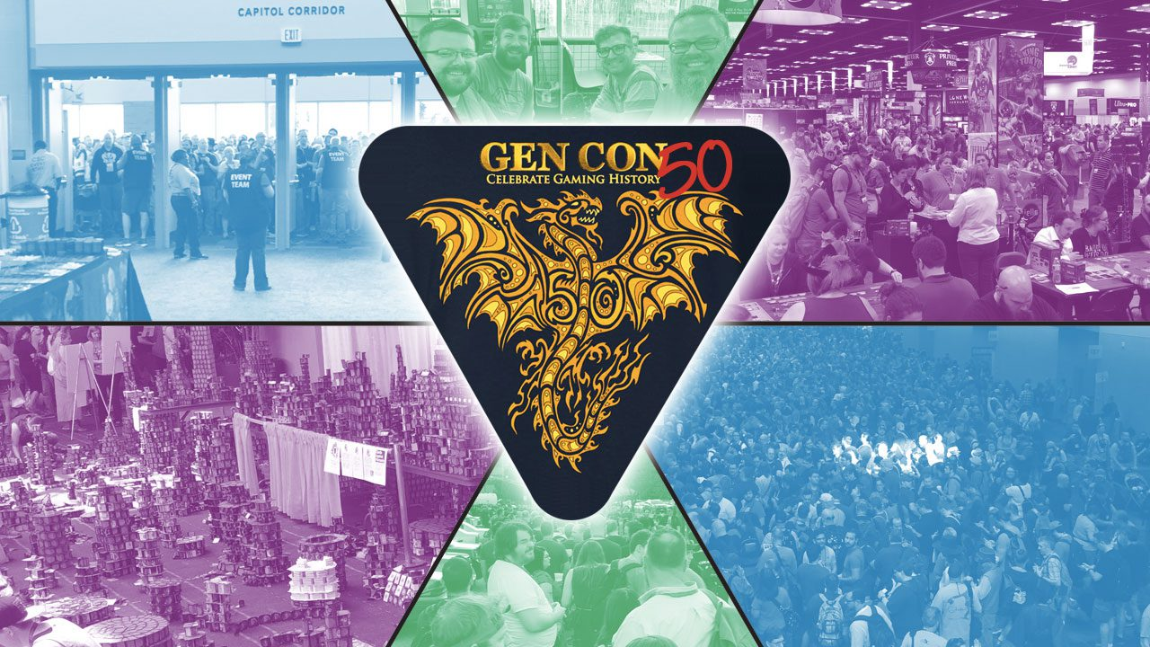 genGen Con 2017 wrap up header