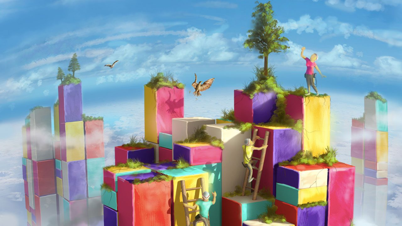 The Climbers review header