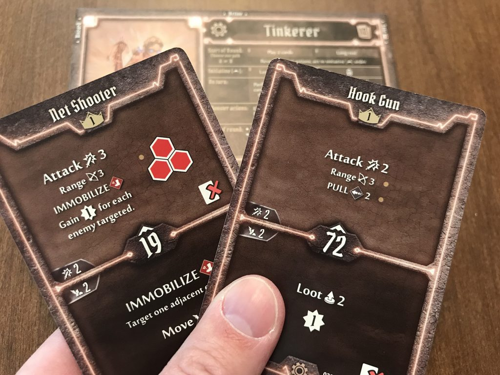 Gloomhaven cards