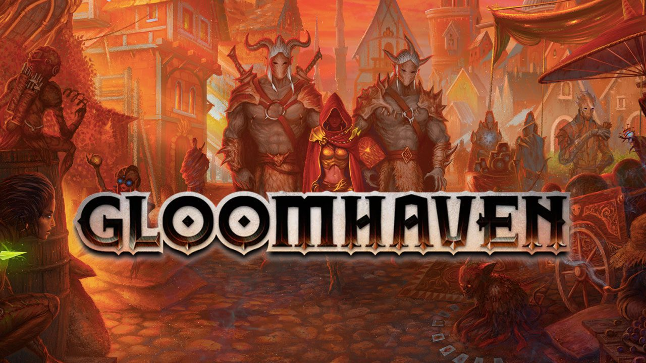 Gloomhaven review header