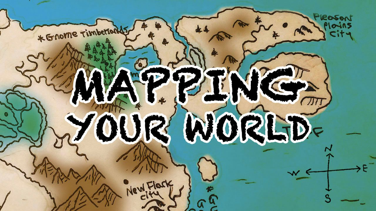 Mapping your World header