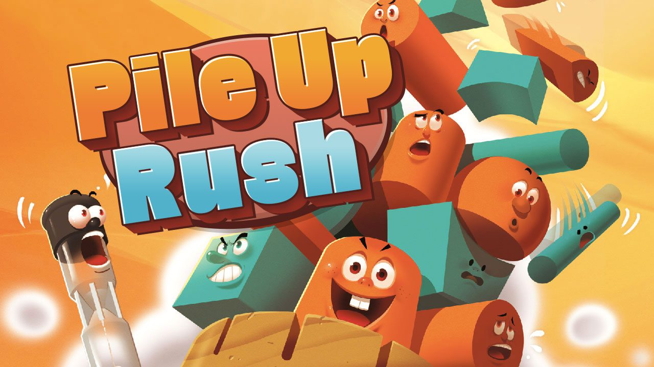 Pile-up Rush Review header