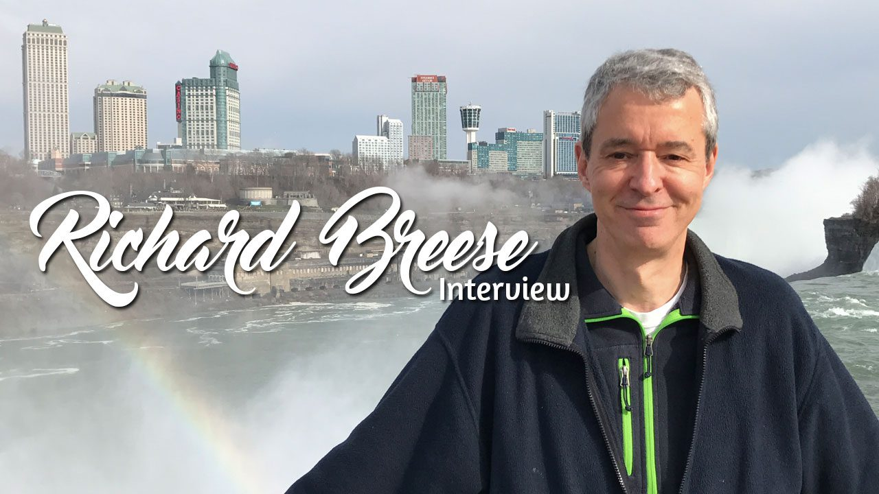 Richard Breese Interview header