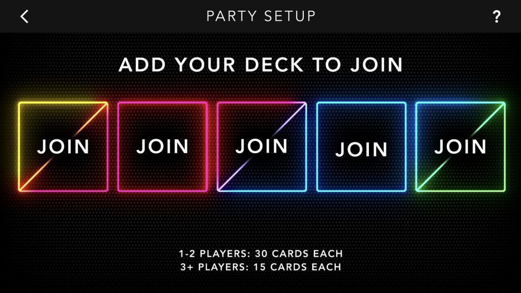 Dropmix Party play mode