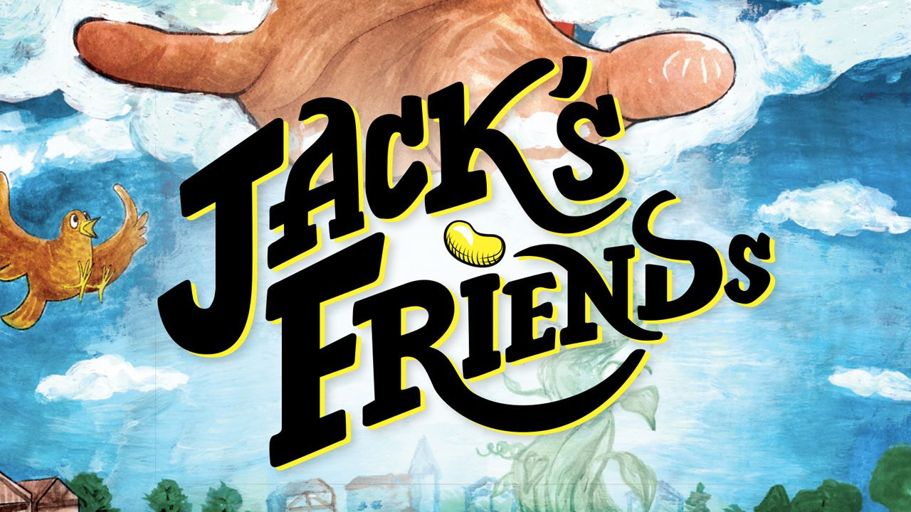 Jack's Friends review header