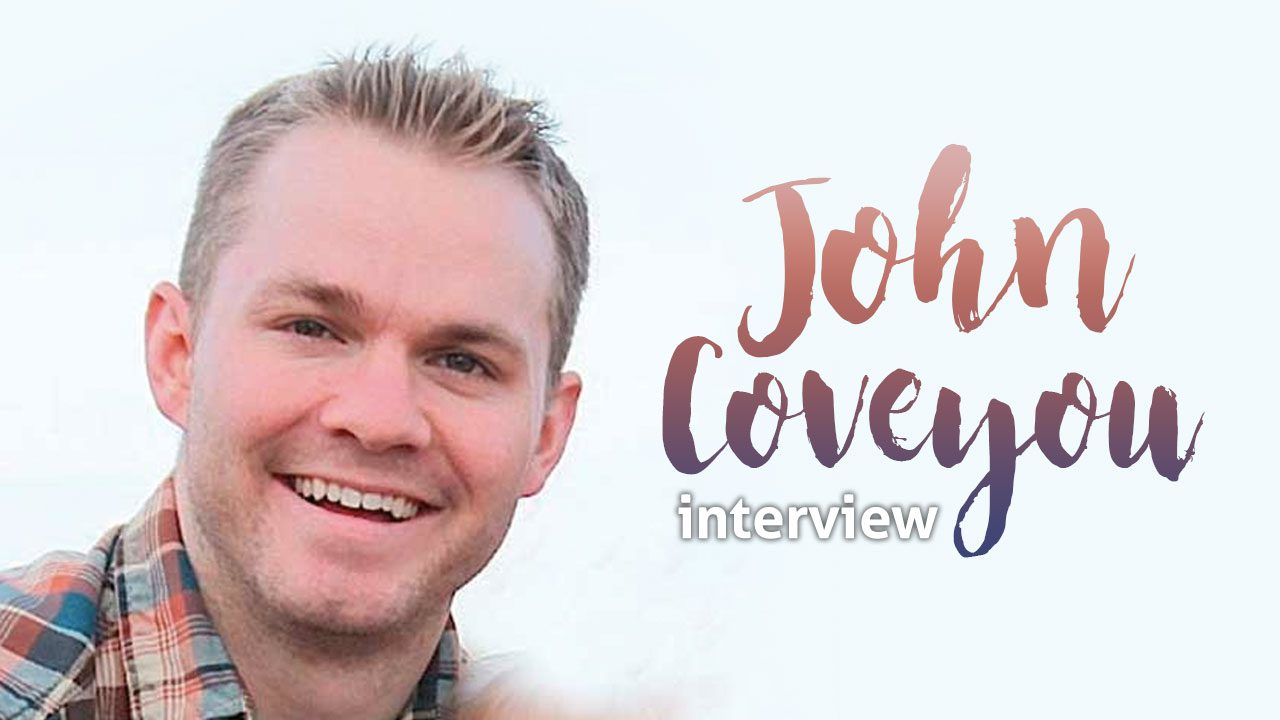 John Coveyou interview header