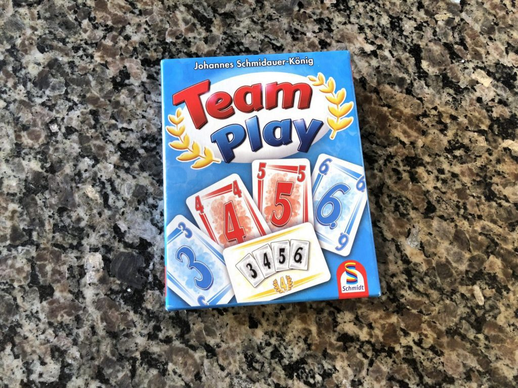 Team Play cover