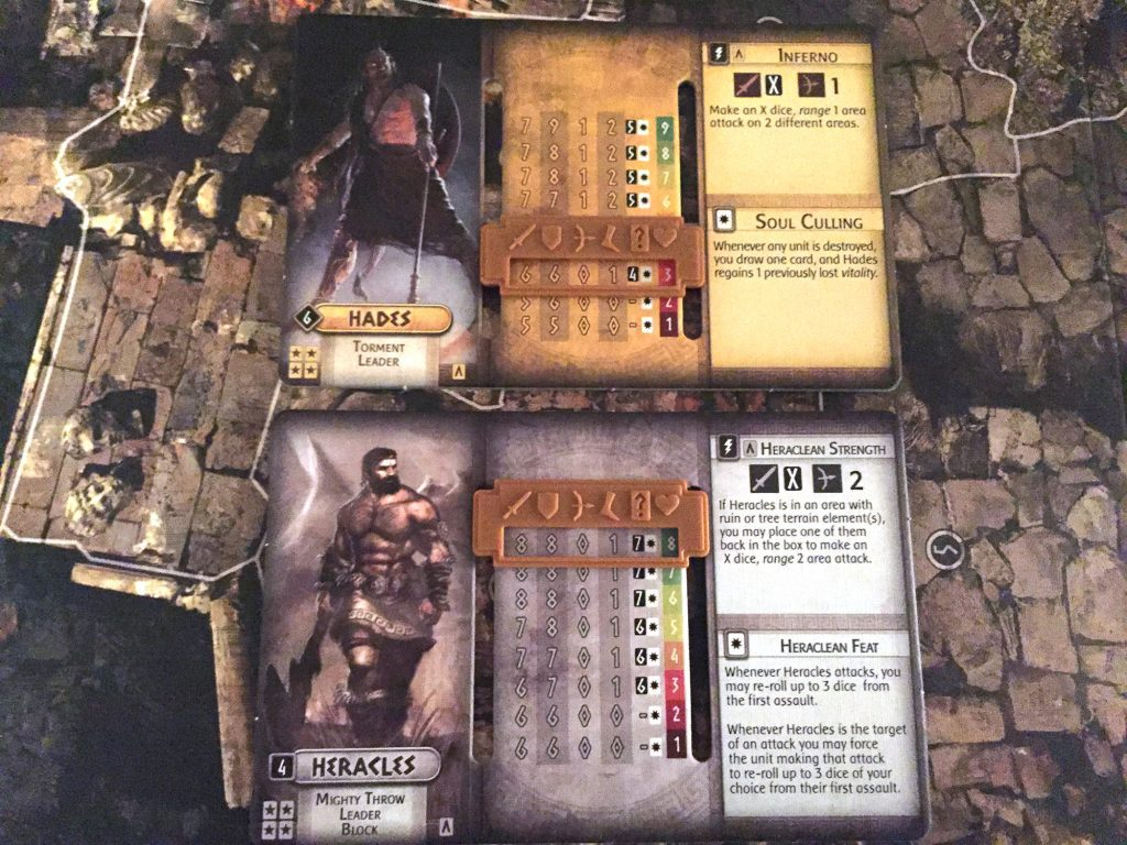 Character boards