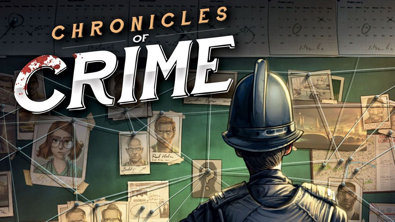 Chronicles of Crime review header