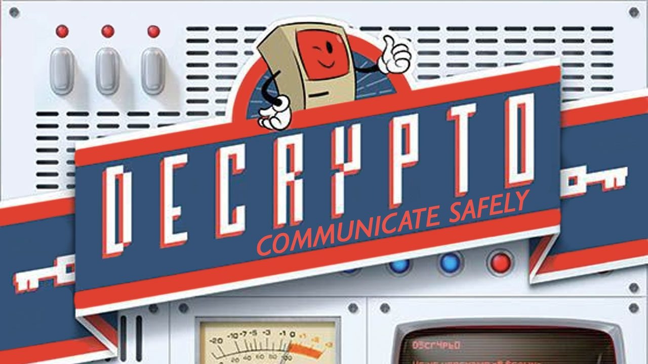 Decrypto review