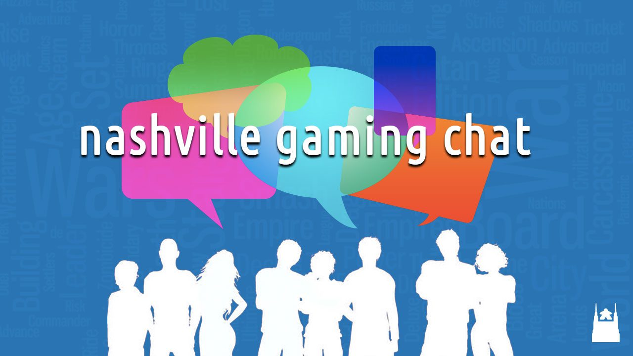 Nashville Gaming Chat
