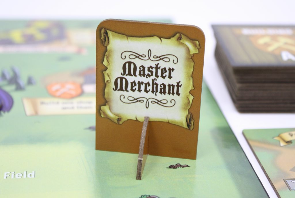 The Master Merchant title