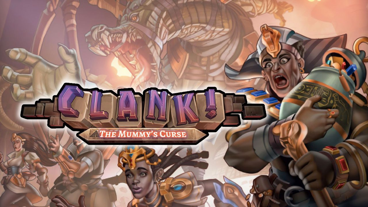 Clank: Mummy's Curse expansion review header