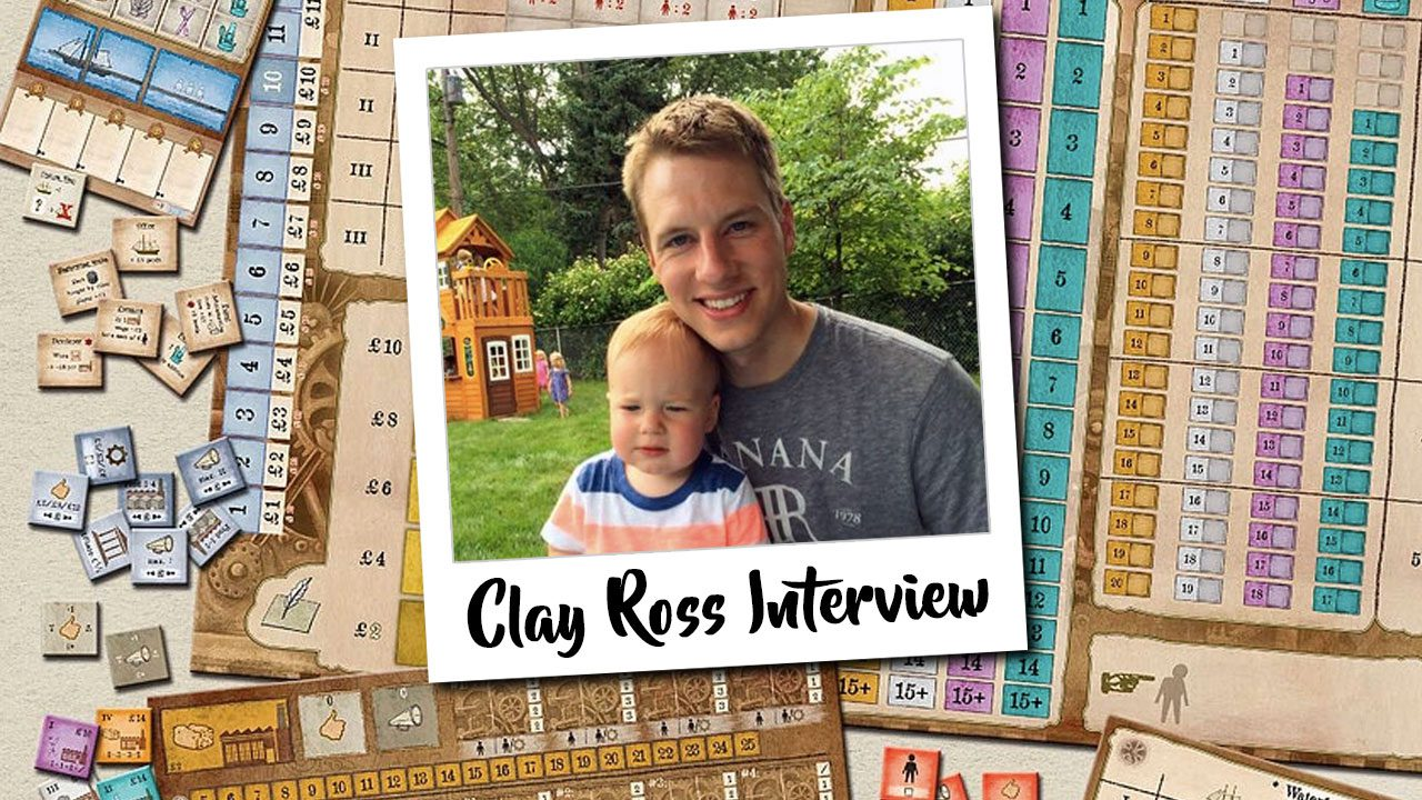 Clay Ross interview header