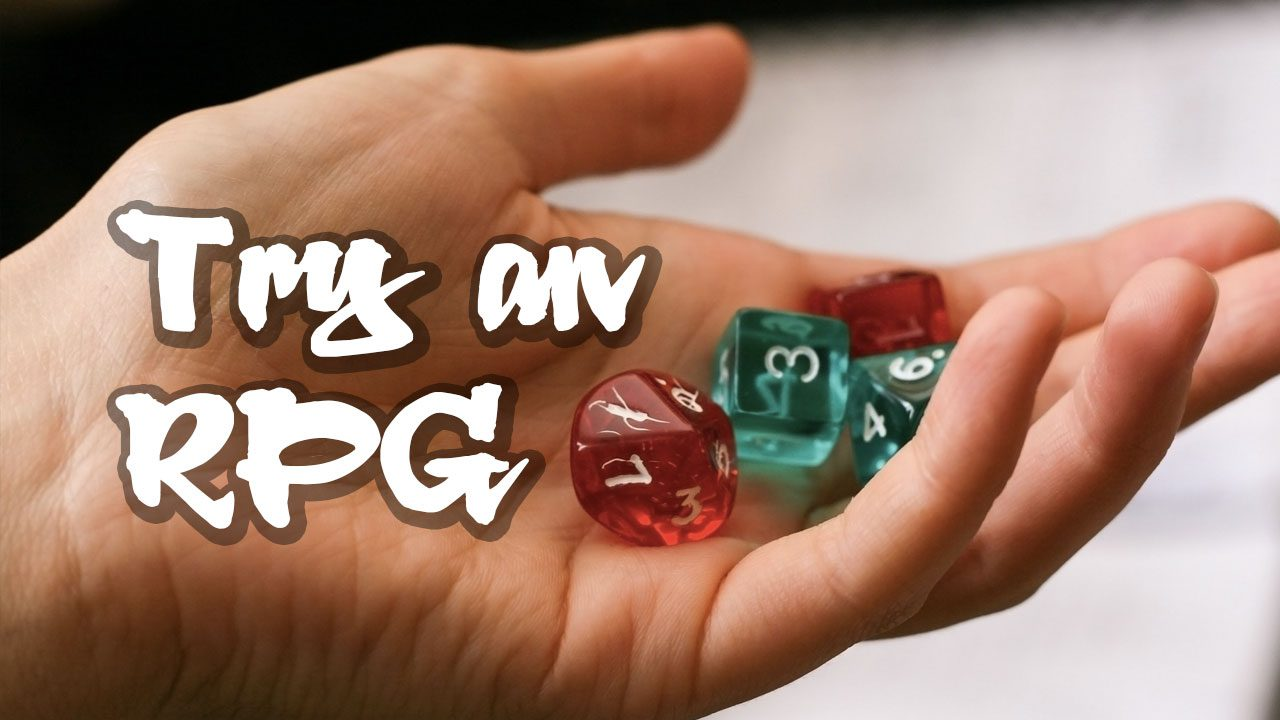 You Should Try an RPG header