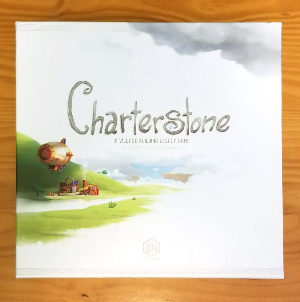 Charterstone cover